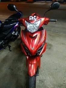 Moto lc standart tahun 2013