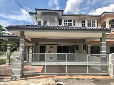 Perak, Ipoh, Anjung Bercham Megah, Double Storey Corner