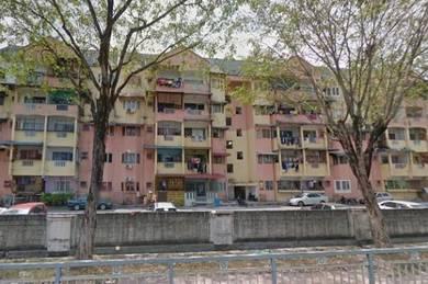 Apartment Mediterranean, Seksyen 25, Shah Alam, Freehold