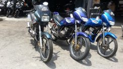 RXZ 135 harga ON THE ROAD LOAN KEDAI