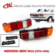 MERCEDES BENZ W123 76-85 Tail Lamp Light