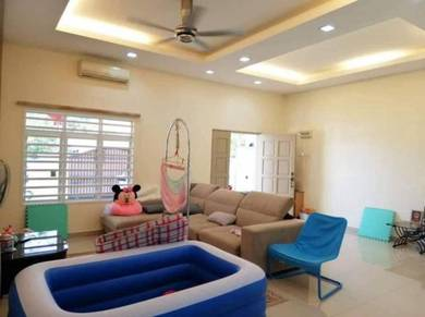 Taman Sri Penaga 2 Sikamat Double Storey Coner Renovated Sell