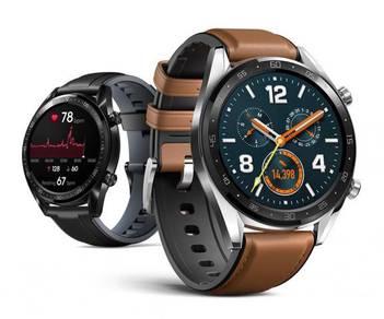 Huawei GT Watch - Original Huawei Malaysia Set