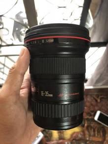Canon EF 16-35mm f2.8 L Mark ii USM