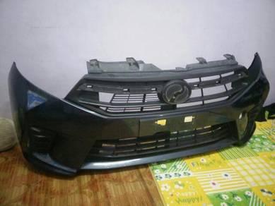 Original used bumper perodua axia 2017 model