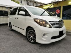 Used Toyota Alphard for sale