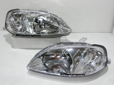 Honda Civic EK9 SO4 EK Head Light Lamp 99 Year NEW