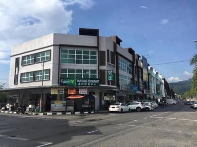 Taman Machang Bubok New Shoplot Double/Triple Storey Shoplot For Rent