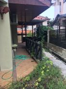 Double Storey Semi D Renovated At Sungai Emas Batu Ferringhi