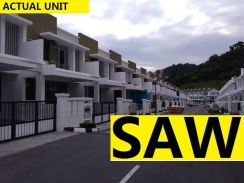 Stramax Residences 3 Storey Terrace Guarded Sungai Ara (WORTH BUY)