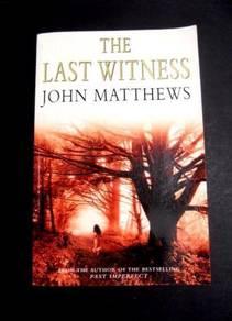 The Last Witness - John Matthews