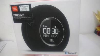 JBL Bluetooth clock radio wit USB charging & light