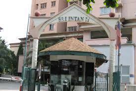 Sri Intan 2 Condo , Jln Ipoh , Batu 4 , Tmn Kok Lian , Sentul Pasar