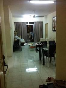 Platinum Hill PV3 Condominium, Middle Floor, Freehold, Setapak