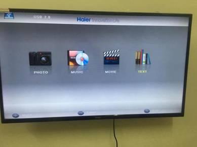 TV LED Haier 40 inch Full HD