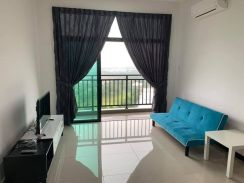 Taman Molek,Molek Regency 2 bedroom fully furnish