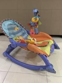 Fisher Price Newborn/Toddler Rocker Chair