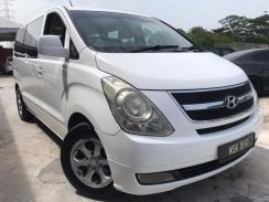 Used Hyundai Grand Starex for sale