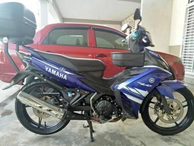 Yamaha LC 135 GP
