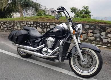 Kawasaki Vulcan 800 - Motorcycles for sale in Malaysia