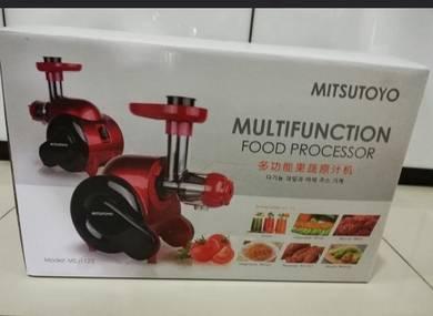 Mitsutoyo Multi Function Food processor