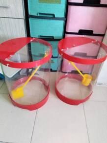 Balang air gred A++ new 33 liter nk letgo murah