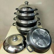 Dessini 10pcs casserole set. Set offer terhad!!!
