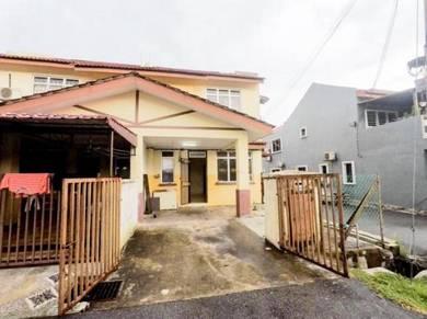 End Lot Double Storey (Fulloan) Bandar Tasik Kesuma