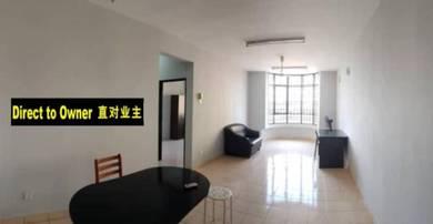 [NICE UNIT] Angkasa Condominium Taman Connaught Cheras for SALE