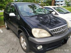 Used Toyota Nadia for sale