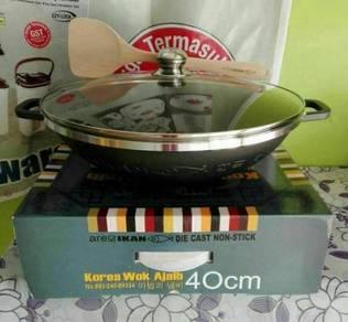Promosi korea wok ajaib 40cm