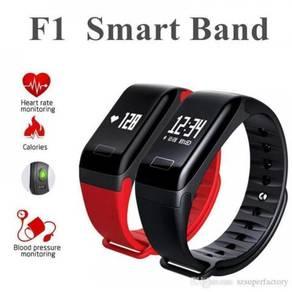 F1 Smart Band Fitness Bracelet Bluetooth Watch KL