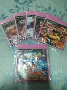 CD Games PS2 (NEW!!)