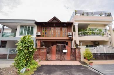 Selling Fast !! Taman Cempaka Ampang (Malay Tradisional Look Design)