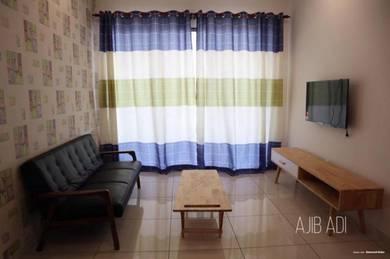 Casa Green Bukit Jalil KL Fully Furnished Z Residence LRT Bukit OUG
