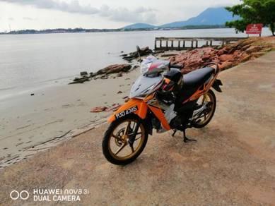Motosikal ingin jual sebab nak tambah duit