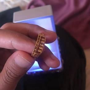 916 Gold Sempoa