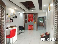 [ Taman Permai Bistari ] Renovated Single Storey Semi-Detached House