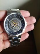 Oris Williams F1 Skeleton Watch