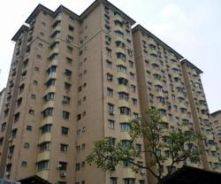 Aman Puri Apartment 940sfqt Kepong BELOW MARKET RENO+FURNISH FULL LOAN