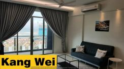 City Residence Condo 1720 Sqft_2CP_Move in Condition_Tanjung Tokong