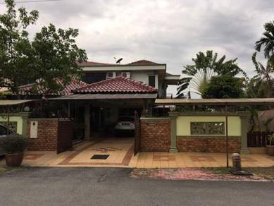 [Fully Renovated] Double Storey CORNER SEMI-D Taman Sri Andalas Klang
