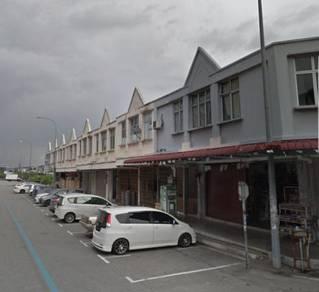 Gelang patah lima kedai 2 stry shop with tenant