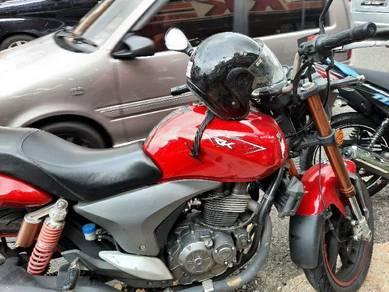 Bike for sale( RKV200)