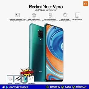 Original MY set Xiaomi Redmi note 9 PRO 6/128