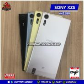 PROMOSI RAYA Original Sony XZSs 4GB/32GB