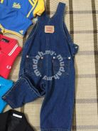 Levis vtg overall kids 3yr authentic