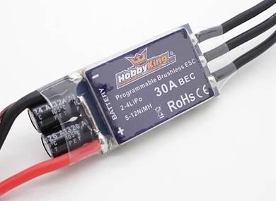 HobbyKing 30A BlueSeries Brushless Speed Controlle
