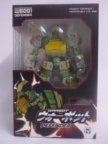 Transformers Fansproject Warbot Defender Springer