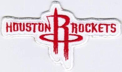 NBA Houston Rockets National Basketball Patch